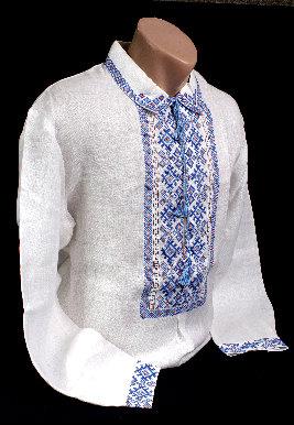 Сорочка чоловіча вишита традиційна